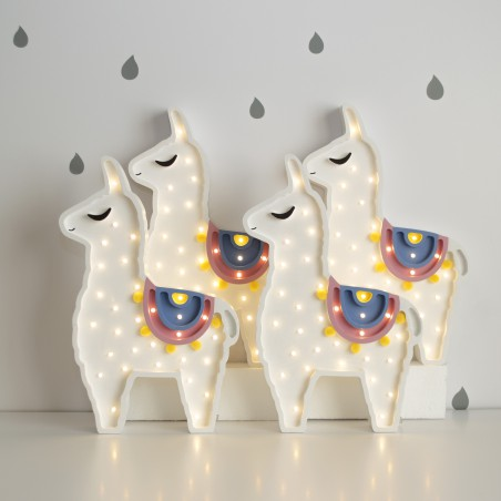 Lama - Lights My Love Lamp